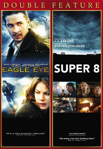 Super 8 Eagle Eye Double Feature Ws Pg13 2 DVD