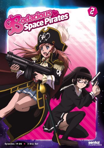 Bodacious Space Pirates Colle Bodacious Space Pirates Jpn Lng Eng Sub Nr 3 DVD