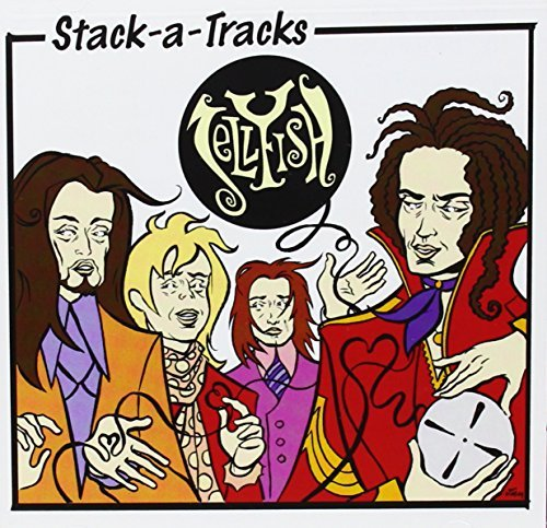 Jellyfish Stack A Tracks 2 CD