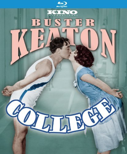 College Keaton Buster Blu Ray Ws Ultimate Ed. Nr