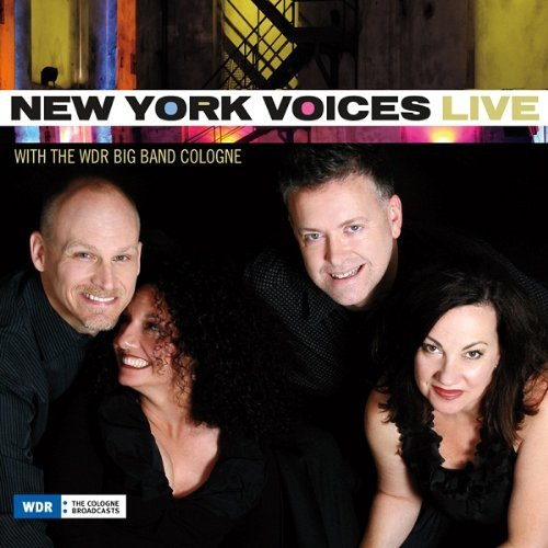 New York Voices Live With The Wdr Big Band Col Digipak