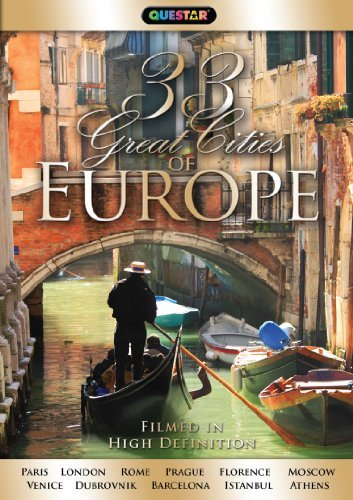 33 Great Cities Of Europe 33 Great Cities Of Europe Nr
