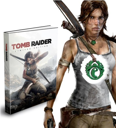 Bradygames Tomb Raider Limited Edition Strategy Guide
