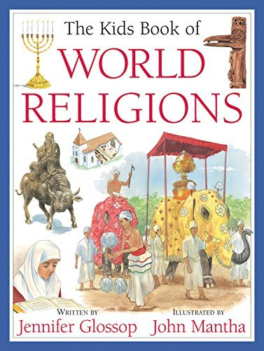 Jennifer Glossop The Kids Book Of World Religions