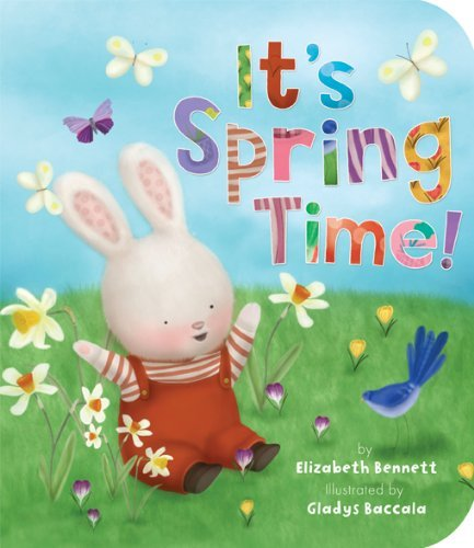 Elizabeth Bennett It's Spring Time!