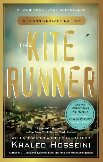 Khaled Hosseini The Kite Runner 0010 Edition;anniversary