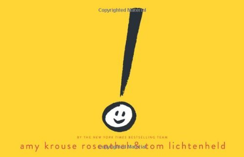 Amy Krouse Rosenthal Exclamation Mark