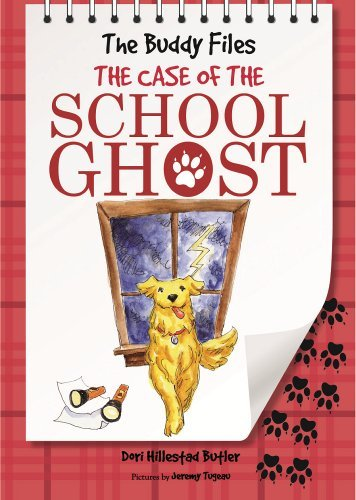 Dori Hillestad Butler The Case Of The School Ghost