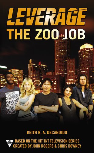 Keith R. A. Decandido The Zoo Job