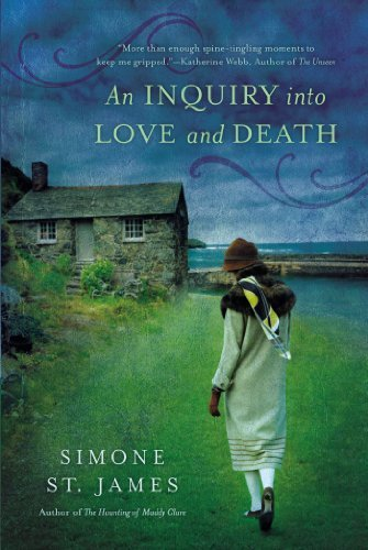 Simone St James An Inquiry Into Love And Death