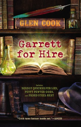 Glen Cook Garrett For Hire