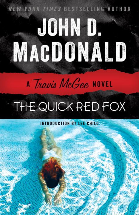 John D. Macdonald The Quick Red Fox A Travis Mcgee Novel Revised
