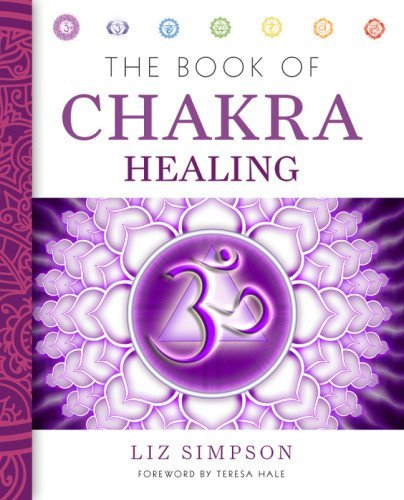 Liz Simpson The Book Of Chakra Healing