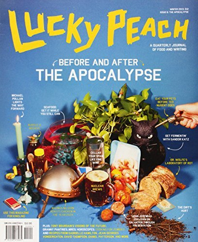 David Chang Lucky Peach Issue 6
