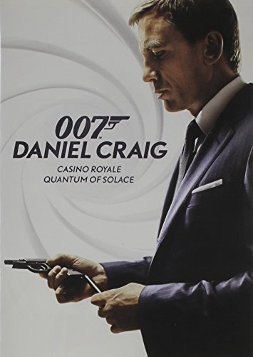 James Bond Quantum Of Solace Casino Royal Craig Daniel Nr