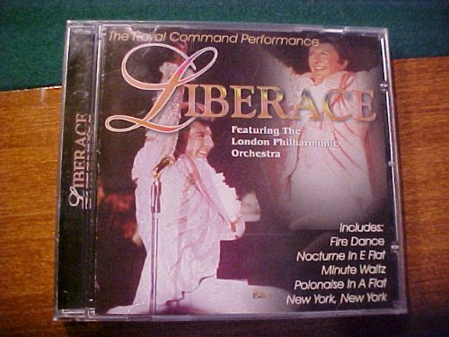 Liberace Royal Command Performance