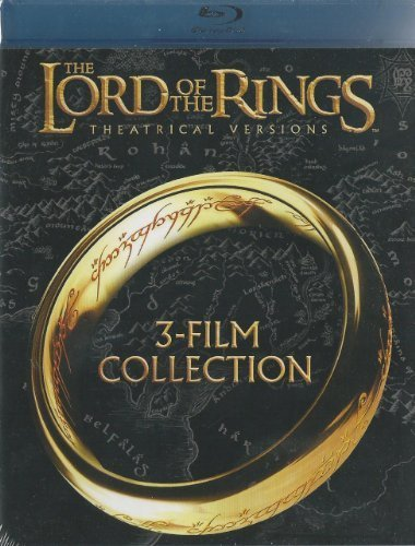 Lord Of The Rings 3 Film Collection