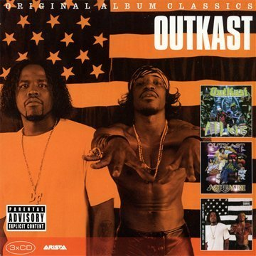 Outkast Original Album Classics Import Gbr 3 CD