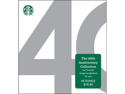 John Lennon Paul Mccartney George Harrison Buena V Starbucks 40 A 40th Anniversary Collection