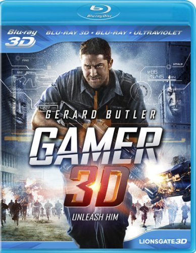 Gamer 3d Butler Hall Blu Ray Ws 3d R