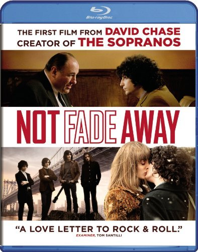 Not Fade Away Gandolfini Garrett Heathcote H Blu Ray DVD Dc R