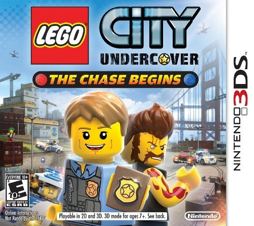 Nin3ds Lego City Undercover The Chase Begins Nintendo Of America E10+