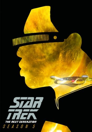 Star Trek Next Generation Season 5 DVD Nr