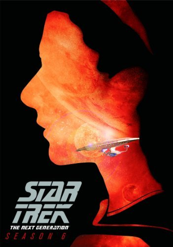 Star Trek Next Generation Season 6 DVD Nr