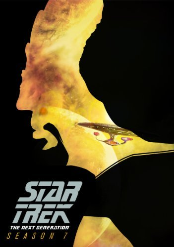 Star Trek Next Generation Season 7 DVD Nr