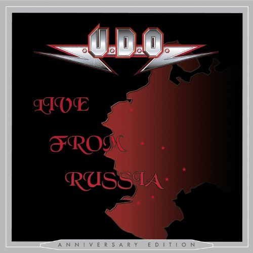 U.D.O. Live From Russia (anniversary 2 CD