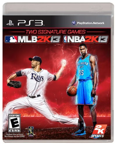 Ps3 Mlb 2k13 & Nba 2k13 Take 2 Interactive E