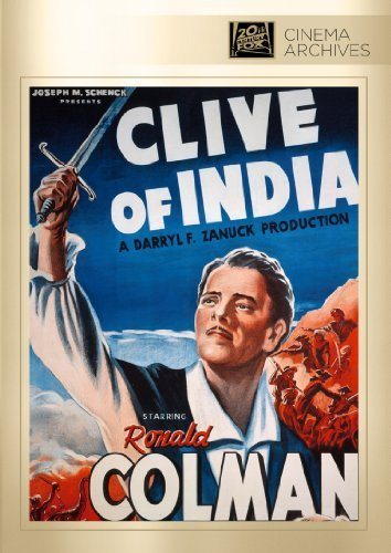 Clive Of India Colman Young Clive DVD Mod This Item Is Made On Demand Could Take 2 3 Weeks For Delivery