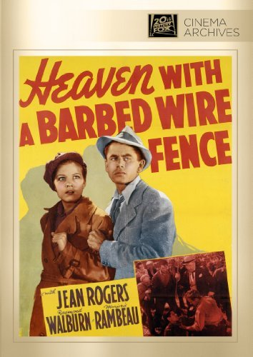 Heaven With A Barbed Wire Fenc Rogers Conte Trumbo DVD R Bw Nr
