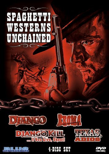 Spaghetti Westerns Unchained Spaghetti Westerns Unchained Nr 4 DVD