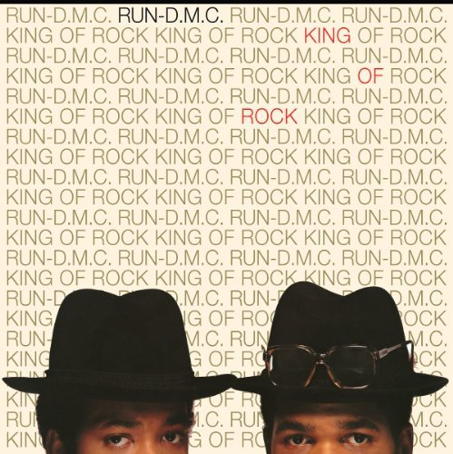 Run Dmc King Of Rock Import Eu King Of Rock