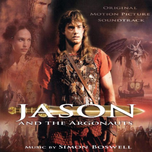 Simon Boswell Jason & The Argonauts Music By Simon Boswell