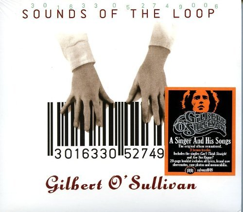 Gilbert O'sullivan Sounds Of The Loop Import Gbr