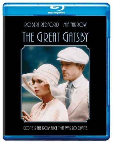 Great Gatsby Redford Farrow Dern Blu Ray Ws Nr