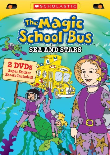 Magic School Bus Sea & Stars Nr 2 DVD