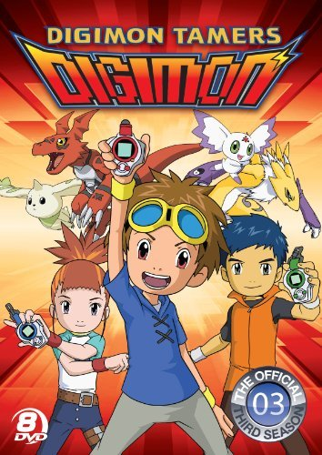 Digimon Tamers Digimon Tamers Nr 8 DVD