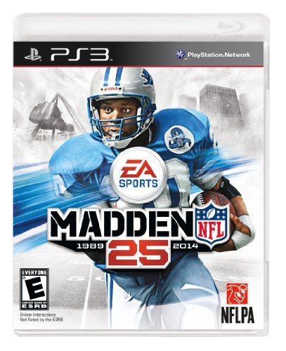 Ps3 Madden Nfl 25 Electronic Arts E