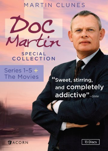 Doc Martin Series 1 5 & The Movies Nr 13 DVD