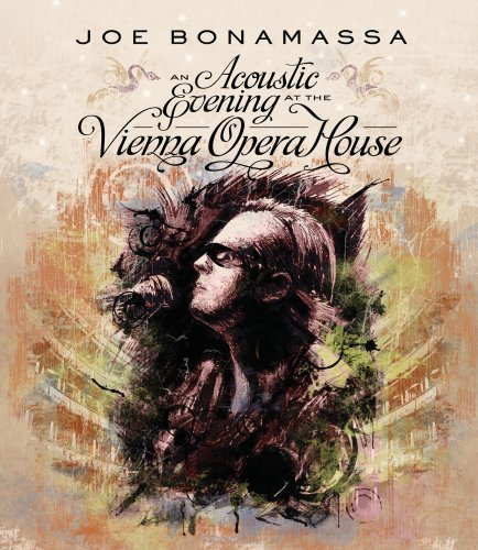 Joe Bonamassa Acoustic Even Blu Ray Acoustic Evening At The Vienna