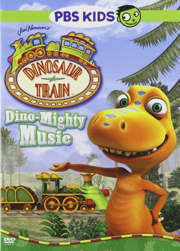 Dinosaur Train Dino Mighty Music