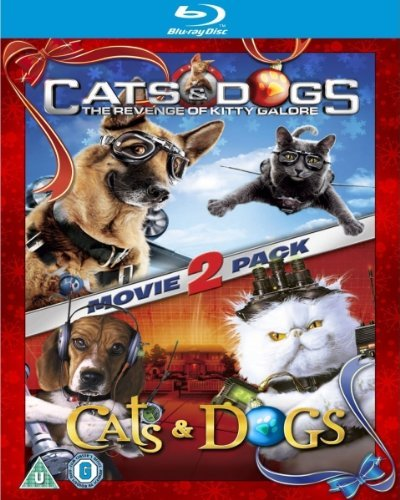 Cats & Dogs 1 & 2 Cats & Dogs 1 & 2 Blu Ray