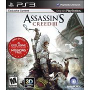 Ps3 Assassin's Creed Iii (target Edition) (sony Playst Target Edition Assassin's Creed 3