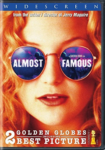 Almost Famous Crudup Hudson Fugit Mcdormand DVD R Ws