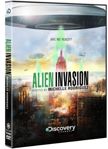 Alien Invasion Are You Ready? Rodriguez Fs Ws Nr