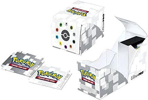 Deck Box Pro Dual Pokemon Holds 120 Cards