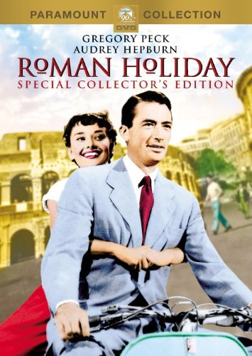 Roman Holiday Peck Hepburn Albert Power DVD Nr